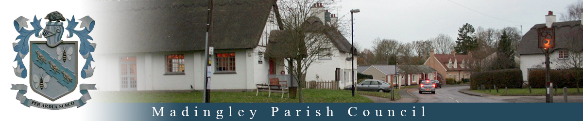 Header Image for Madingley Parish Council